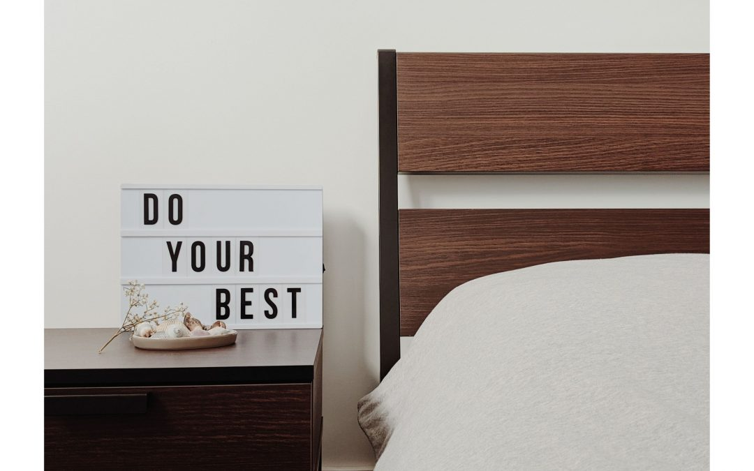 What is on Your Bedside Table?